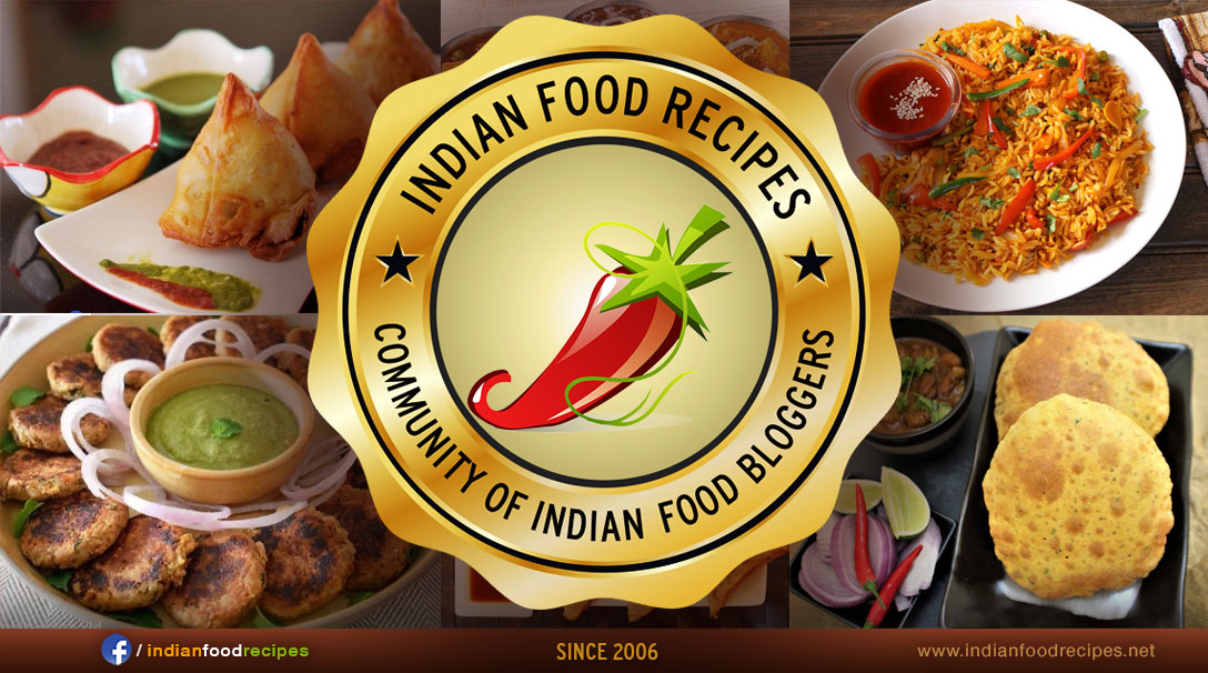 Indian Food Recipes | All Indian recipes with step by step photos