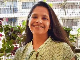 Sangita Agrawal (Indian Food Blogger)