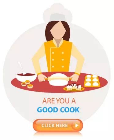 Are you a Good Cook or House Wife