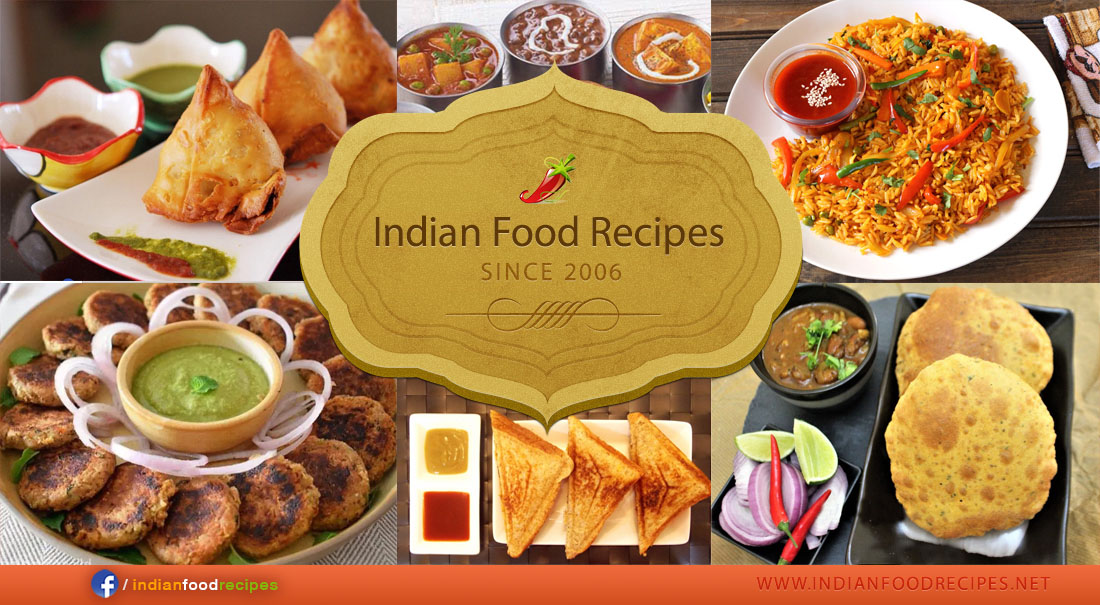 About Indian Food Recipes