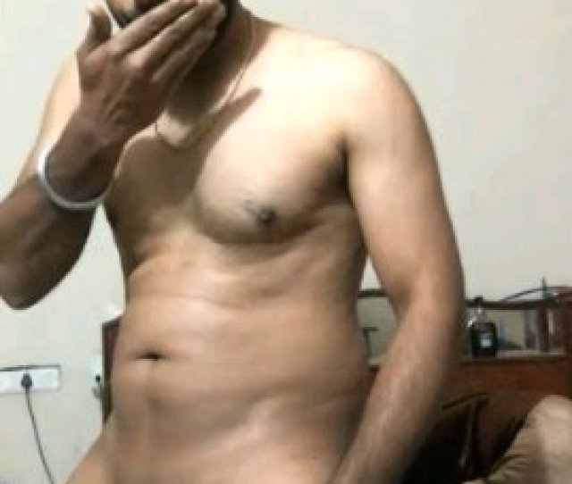 Indian Gay Porn Hot And Sexy Desi Hunk Jerking Off Naked And Cumming In His Hands Just For You