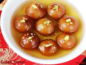 Gulab jamun recipe | How to make gulab jamun - Swasthi's Recipes