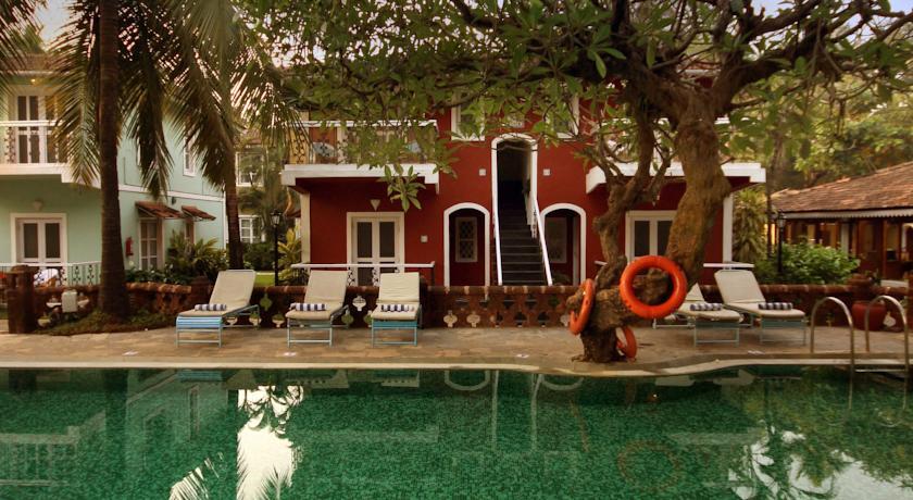 Aldeia Santa Rita Resort Goa Indian Holiday