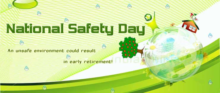 Image result for national safety day