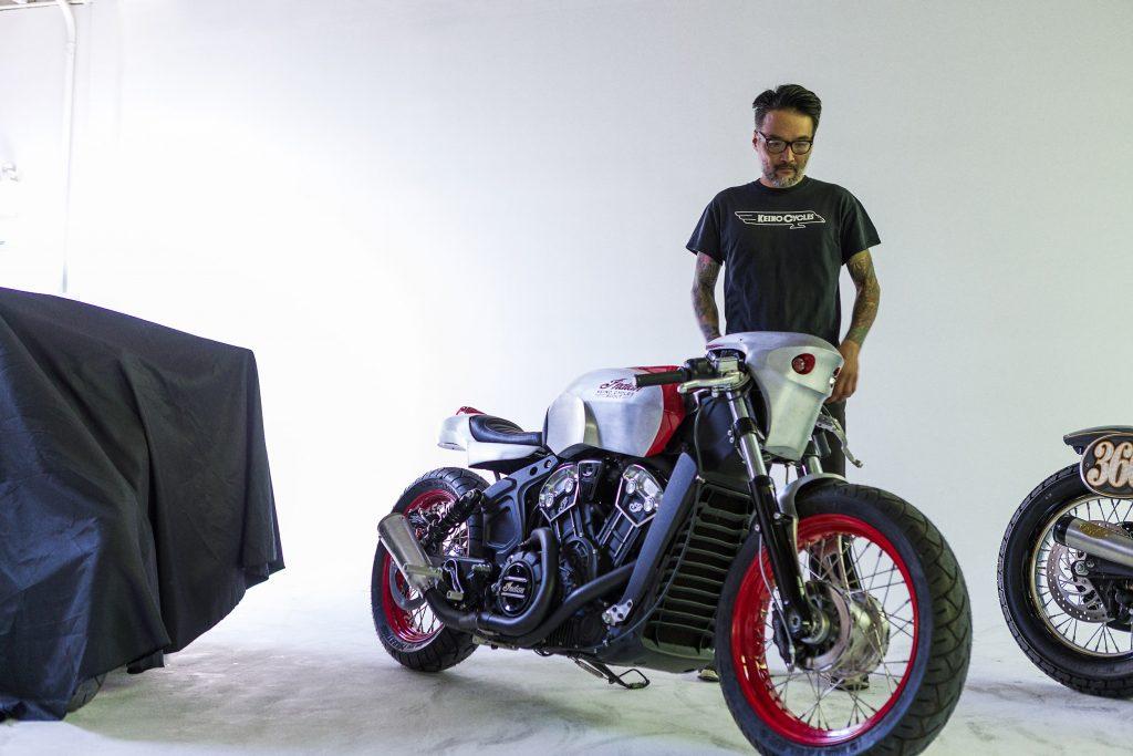 indian motorcycle media