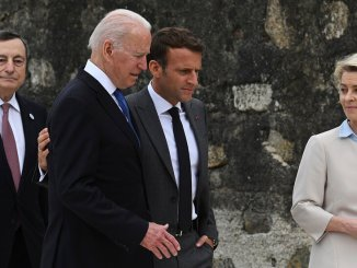 Europe remains divided over backing France in its dispute with the U.S.