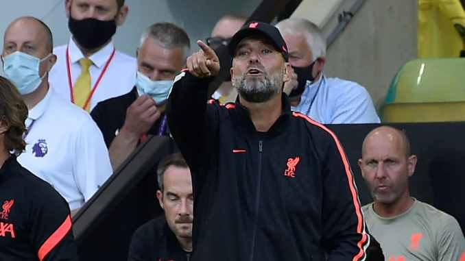 Brazilian Players Being Punished for Tussle Between Club and Country: Jurgen Klopp