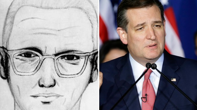 Former investigators claim gary francis poste is a killer who terrorised san francisco in the 1960s. How Ted Cruz was accused of being the Zodiac Killer in ...