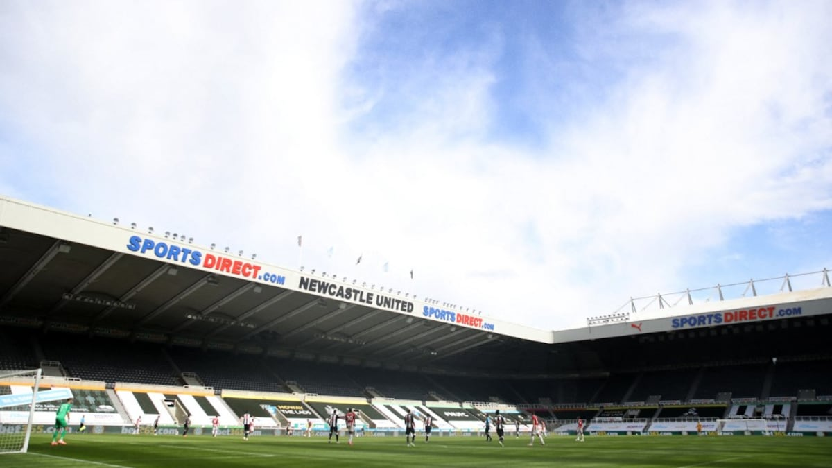 The takeover of newcastle united is complete after a consortium, heavily backed by saudi arabia, ousted the retail tycoon mike ashley on. Saudi Consortium Completes Takeover Of Newcastle United ...