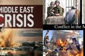 Middle East Crisis Evades Lasting Solution