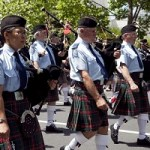 For Web-Kiwis get ready-The band enlivens the Parade