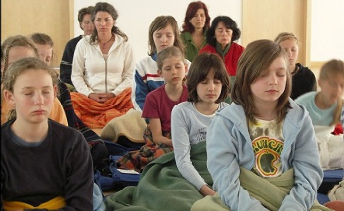 Meditation course for youngsters