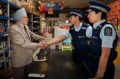 Police take concerted action over retail incidents
