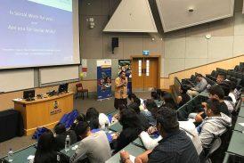 Programme provides health career orientation