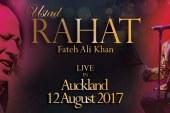 Rahat Fateh Ali Khan due in Auckland