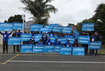 Kelston candidate reiterates the National promise