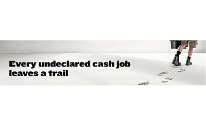 IRD warns tradies against undeclared cash transactions