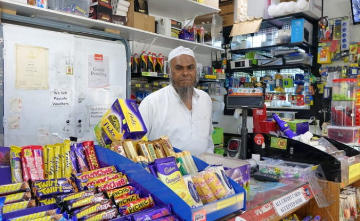 Dairy owner scared after attack and robbery