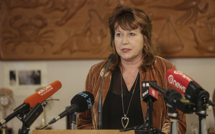 Prime Minister sacks Clare Curran from Cabinet
