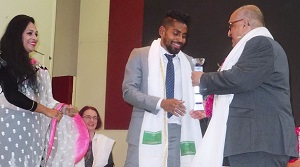 Girmit Foundation honours Roy Krishna in Auckland