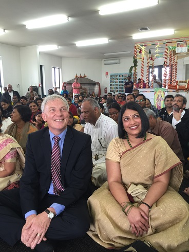 Phil Goff greets Hindus on Ganesh Chaturthi