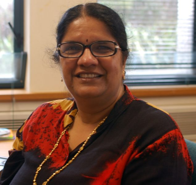 Pushpa Wood named a Finalist in Next Woman of the Year