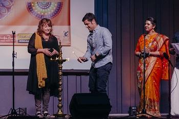 Otago Varsity Professor delivers address in Tamil