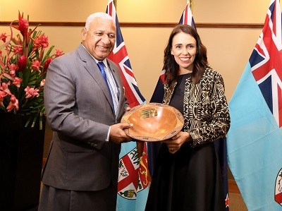 Ardern's visit creates new opportunities for closer engagement