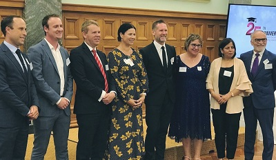 Inspirational teachers receive Education Excellence Awards