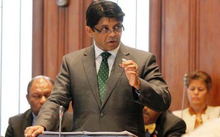 Fiji goes for high deficit US$ 1.7 billion Budget