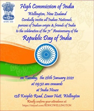 Indians to mark 71 years of Republic Nation later this month