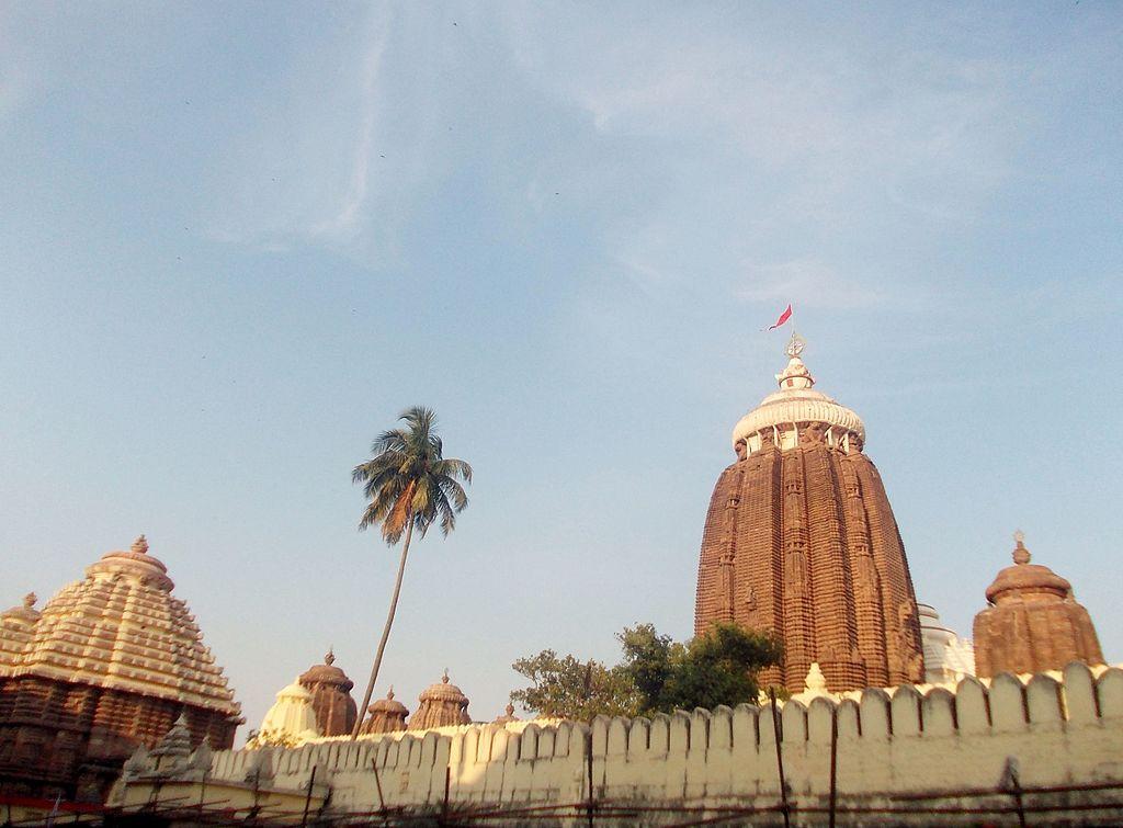 Odisha Jagannath temple mystery