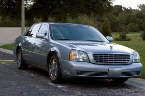Indian Rocks Beach Taxi Cab: Cadillac