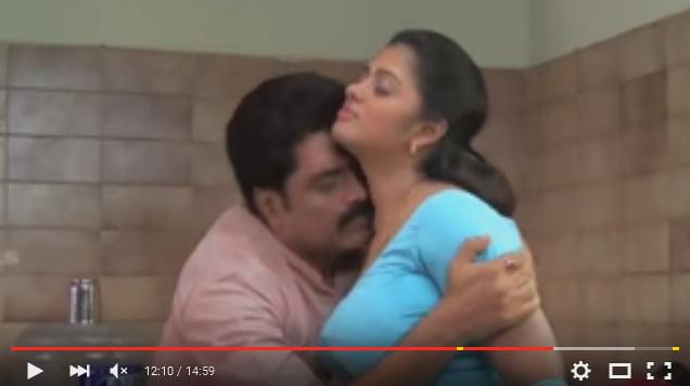 Wife enjoyed by husband's friend in kitchen - Kallachavi - Hot Movie Part 6 - YouTube 2016-04-01 01-24-37