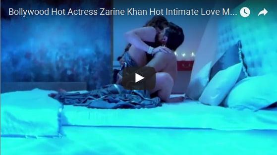 zareen khan fucking video