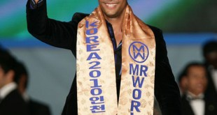 mr world 2010