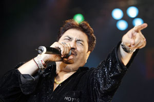 Kumar Sanu South Africa