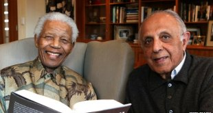 ahmed kathrada foundation Mandela Day
