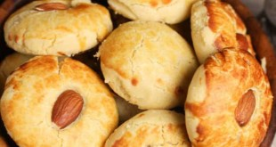 Naan Khatai biscuits recipe