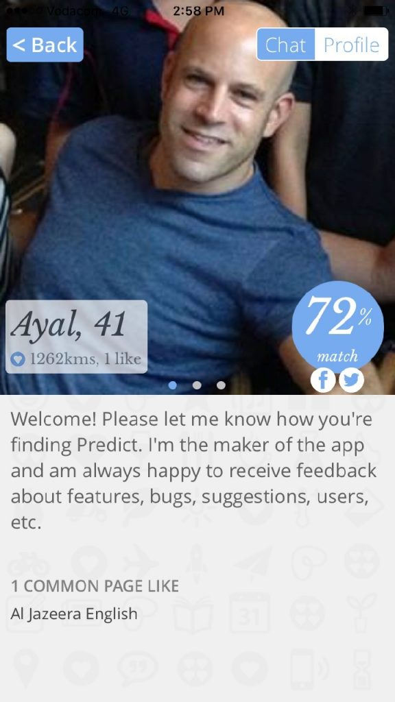 Predict Dating App South Africa