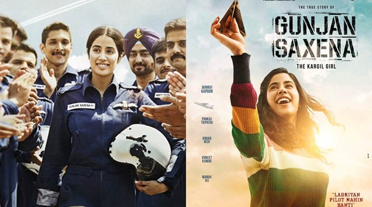 Gunjan Saxena The Kargil Girl trailer: Janhvi Kapoor Flies High