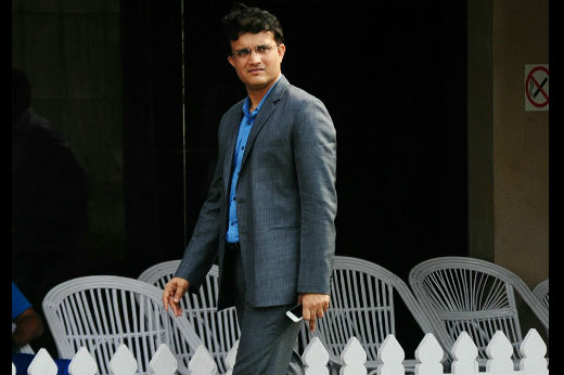 Photo of Coronavirus scare in Sourav Ganguly's family; wife of BCCI president's brother tests positive