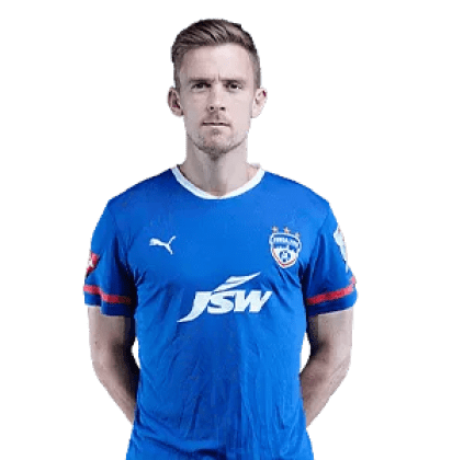 Kristian Opseth profile - Goals, Passes and more - Indian Super League