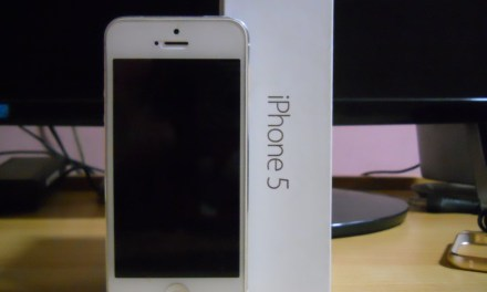 iPhone 5 : Revisited