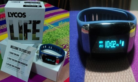 Lycos Smart Band Review