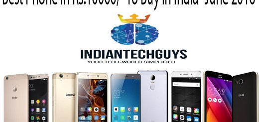 Best Phones in Rs 10000