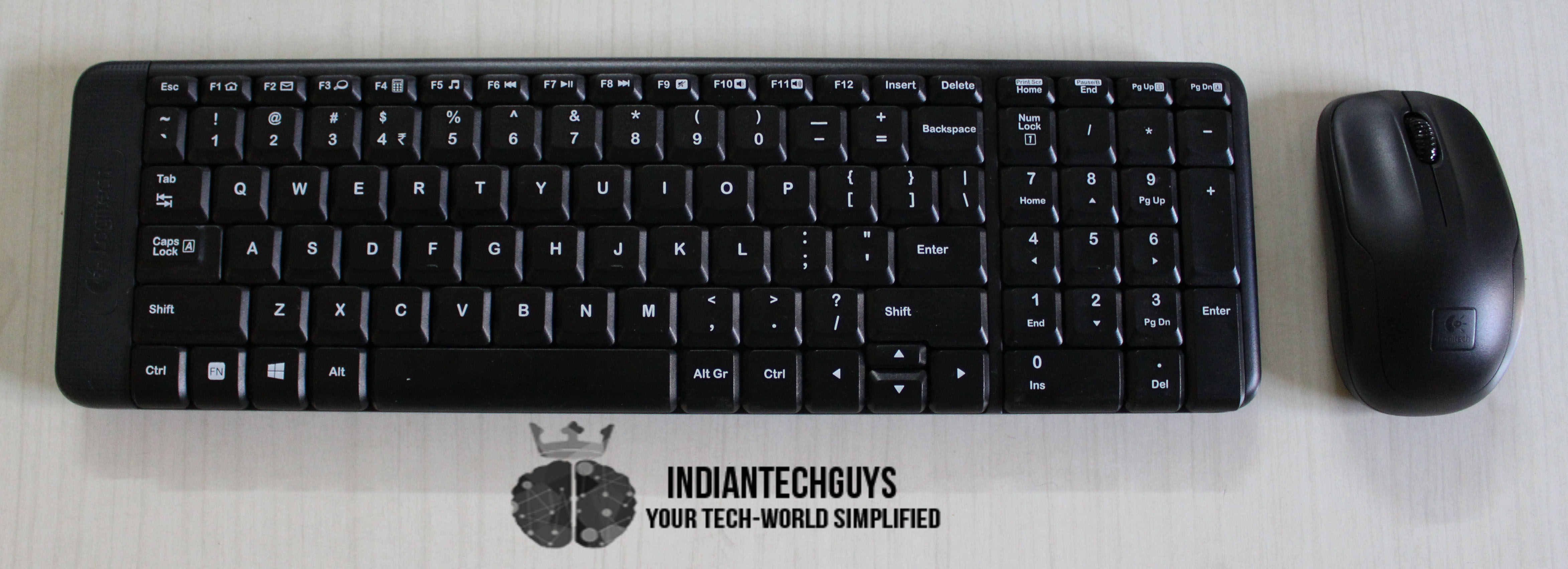Logitech Mk220 Wireless Keyboard Mouse Review