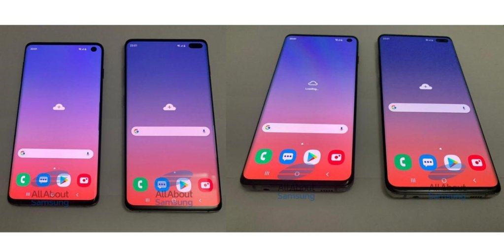Samsung continues its S series with this year's Samsung Galaxy S10 lineup, with at least one version featuring 5G capabilities