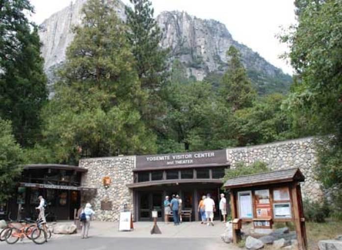 Yosemite Village Visitor Center
