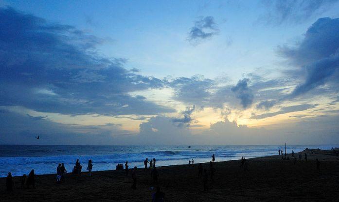 Shankumugam_Beach
